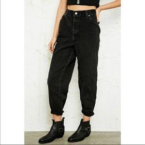 Levi's Vintage 550 Jeans Black Size 8